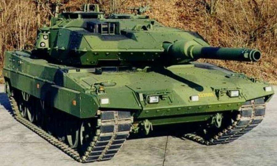 Основной танк «Леопард-2», Германия | Энциклопедия оружия