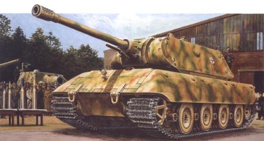 Легенды Второй Мировой войны - Танки класса