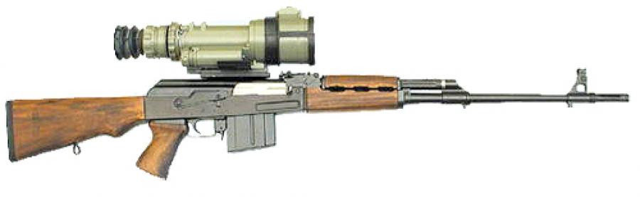 Fallout 4 Снайперская Винтовка Dks-501