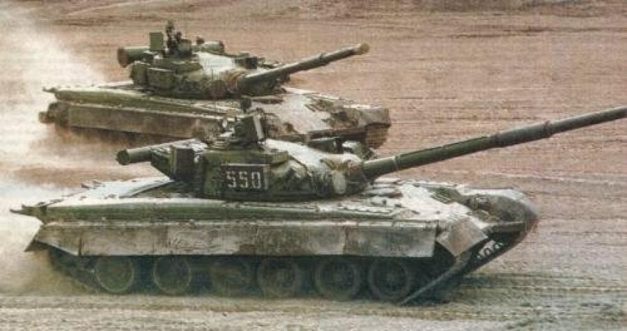 танк т 80. фото