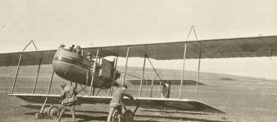 Самолет-разведчик Farman F.30/40 Horace