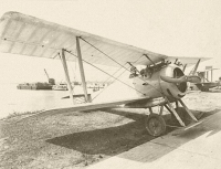 Истребитель Hanriot HD.1