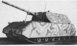 Сверхтяжелые танки Германии MAUS, PzKpfw VII Loewe, Ber, Р 1000